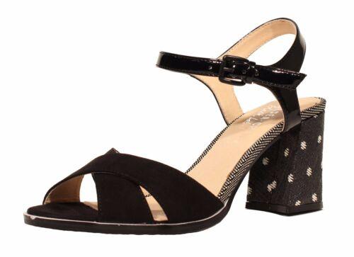 Chelsea Crew Black Label Sandra Ankle Strap Heels