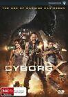 Cyborg X (DVD, 2016)