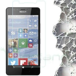 Pellicola-protezione-display-VETRO-temperato-trasparente-per-Microsoft-Lumia-950