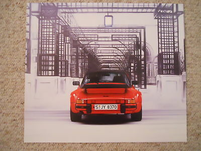 Awesome 15x11 1979 Porsche 911 Coupe Showroom Advertising Sales Poster RARE!