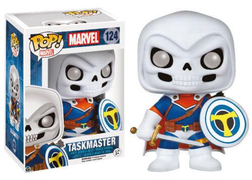 Vinyl Marvel Taskmaster Pop New Exclusive in stock