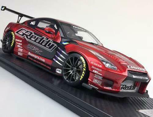 2019.7 NEW ONEMODEL 1 18 Greddy R35 finished product f s