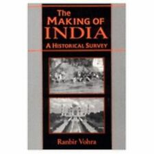 The Making of India: A Historical Survey-ExLibrary