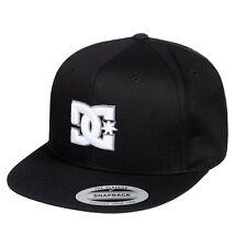 DC SHOES SKATE SNAPPY TRUCKER SNAPBACK CAP BOYS BLACK  ADBHA00008 KVJ0