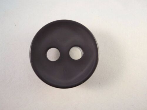 B670-25mm 6pcs LARGE CLOWN 2 HOLE ITALIAN PLASTIC BUTTONS LARGE SELECTION COLOUR
