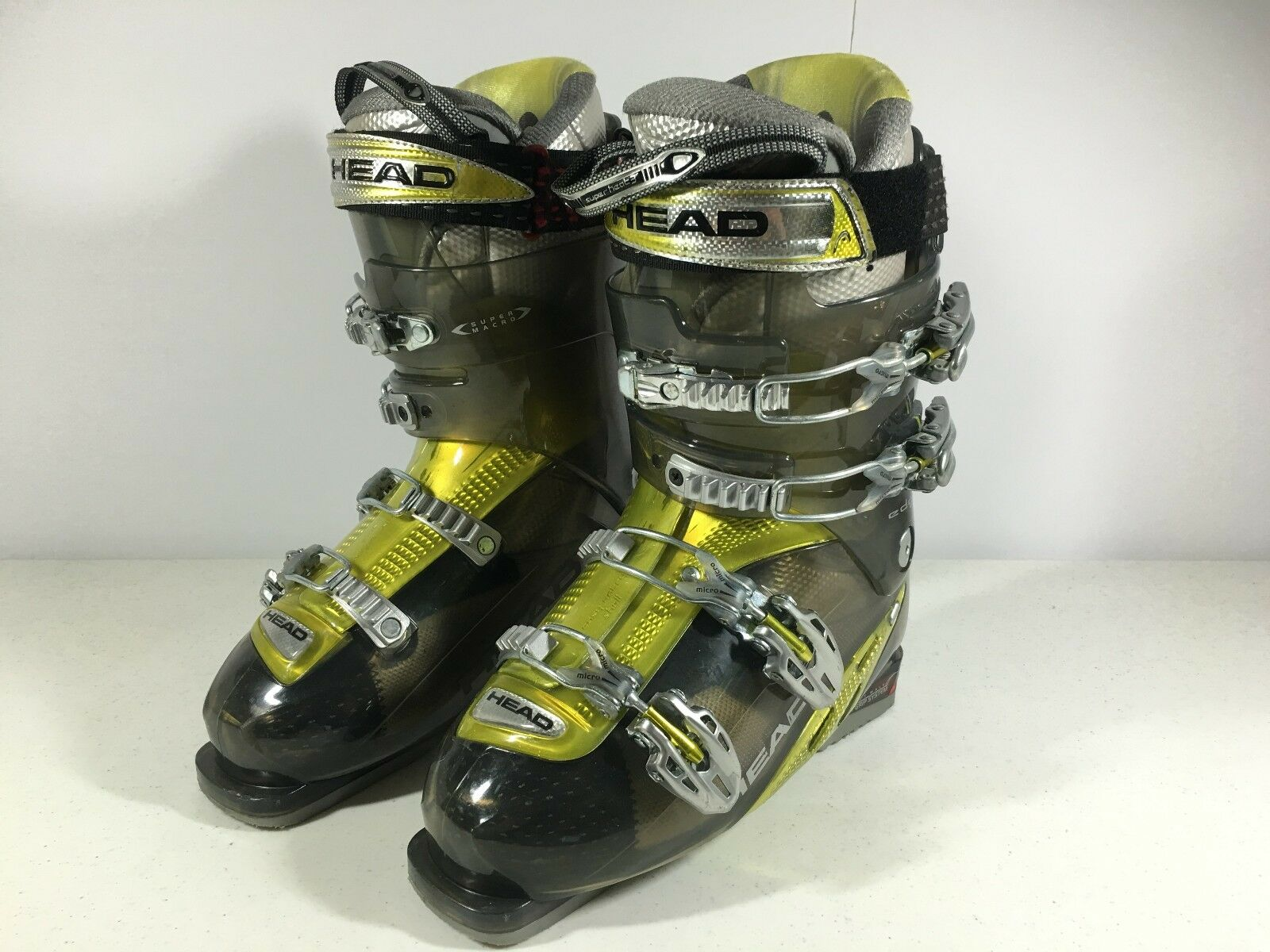 Head  Herren Ski Stiefel 27/27.5 Edge Superheat 3 5650 G167 317mm Designed in