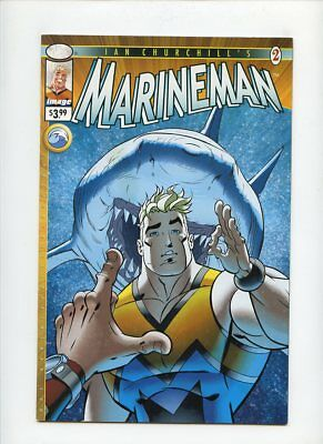 Marineman #2 Ian Churchill Comic Book Image