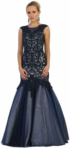 SALE NEW PAGEANT FORMAL GOWN PROM SPECIAL OCCASION MILITARY BALL EVENING DRESS