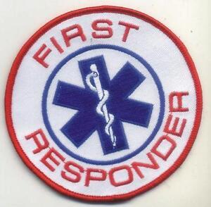 First-Responder-Round-Star-of-Life-Emblem-Patch-3-034-Round-EMS-EMT