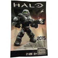 SDCC 2015 Mega Bloks Halo Spartan Exclusive Figure HTG San Diego Comic Con