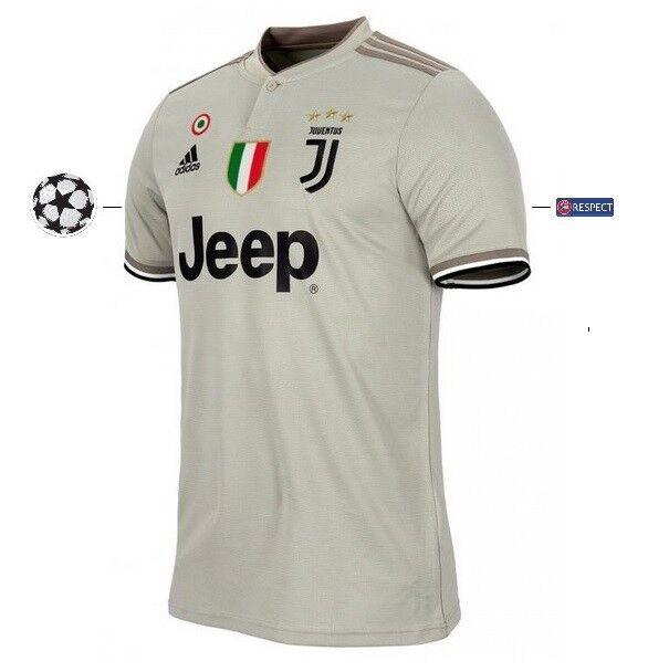 Trikot Adidas Juventus Juventus Juventus 2018-2019 Away UCL - Mandzukic  Champions League 835ffe