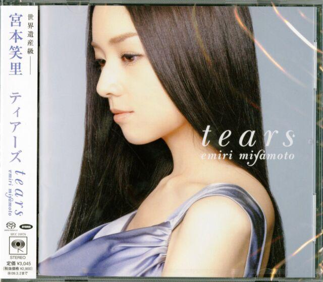 EMIRI MIYAMOTO-TEARS-JAPAN SACD Hybrid G61