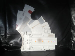 Star-Wars-Millennium-Falcon-Legacy-2008-Hasbro-Top-Cover-LHS-Spare-Part