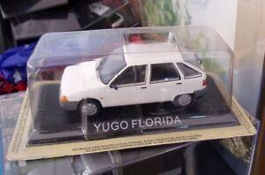 YUGO-Florida-1-43-NEUF-SOUS-BLISTER