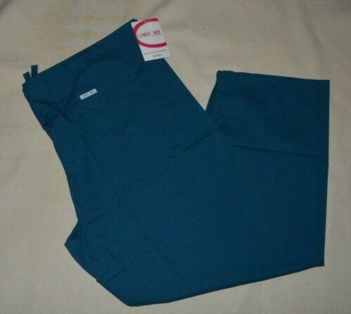 Cherokee 1100 Uniform Scrub Drawstring Unisex Pants 2XL 3XL 4XL 5XL New