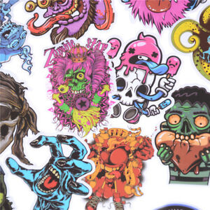 50Pcs-Mixed-Horror-Stickers-For-Luggage-Laptop-Skateboard-Bicycle-Decals-PVCPF