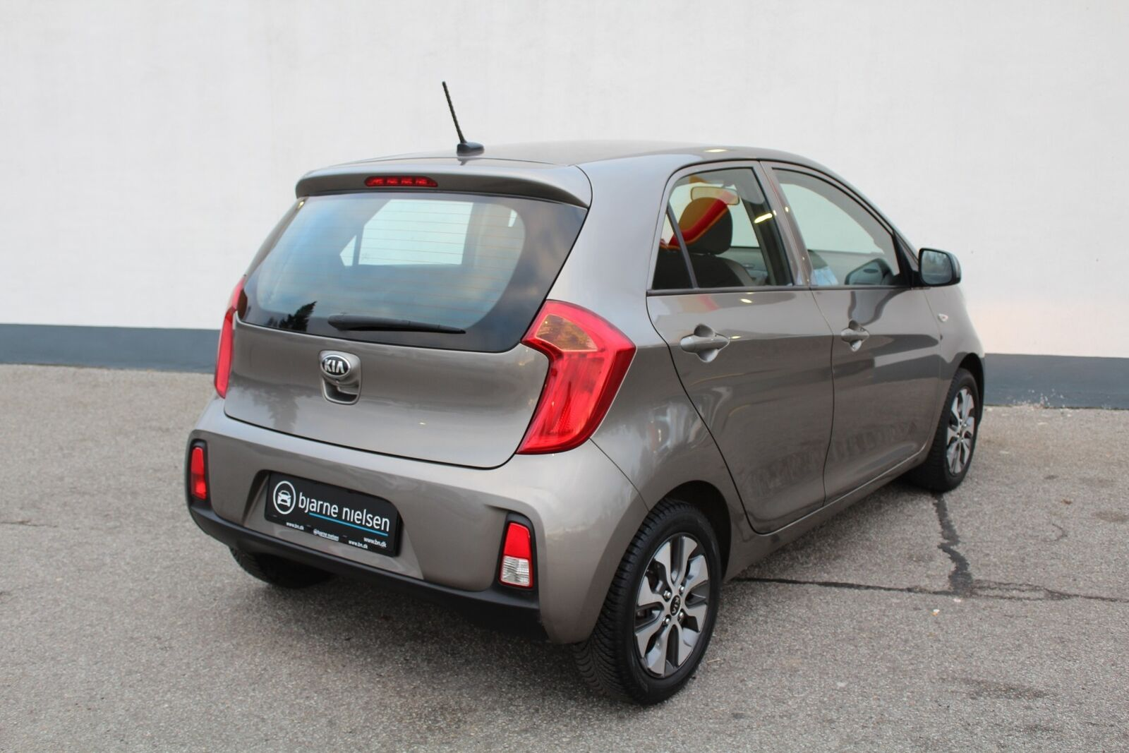 Kia Picanto 1,0 Style+ Limited - billede 1