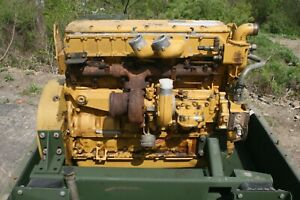 3116-Cat-Engine-Complete-Marine-or-Truck-Engine-290-HP