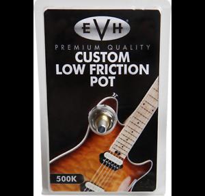 Genuine EVH Van Halen Low Friction 500k Solid Shaft Guitar Volume Pot
