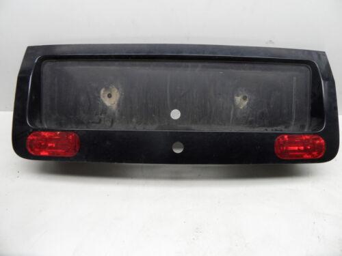 Audi A6 4B C5 Avant Lichtscheibe Nummernschildblende 4B9945695N
