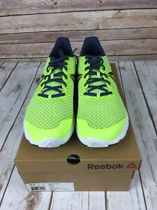 8106299a1d Details about Reebok Men's Running Shoes neon green OSR Sweet RD SE Shoes,  Size 10.5 (USA)