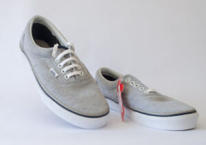 Zapatillas Casual blanco Drizzle Unisex Lace Fleece Era Up gris de Mlx Vans lona HqX8W