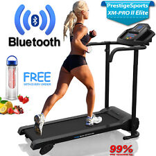Treadmill Electric Folding Running Machine Incline XM-PRO II Elite™ Bluetooth