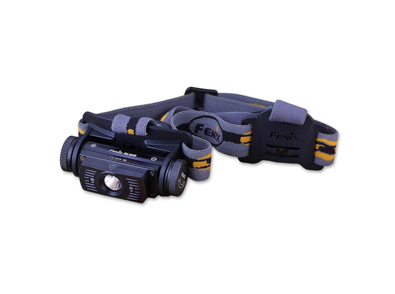 Böker 09FN060 Taschenlampe Fenix HL60R Stirnlampe Kopflampe Lampe Kopfleuchte