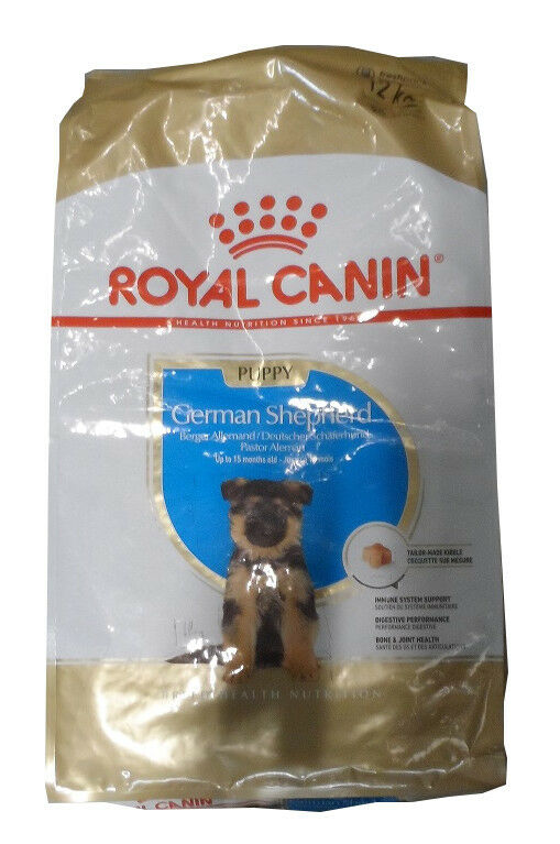 12kg Royal Canin German Shepherd Puppy Tedesco  Cane