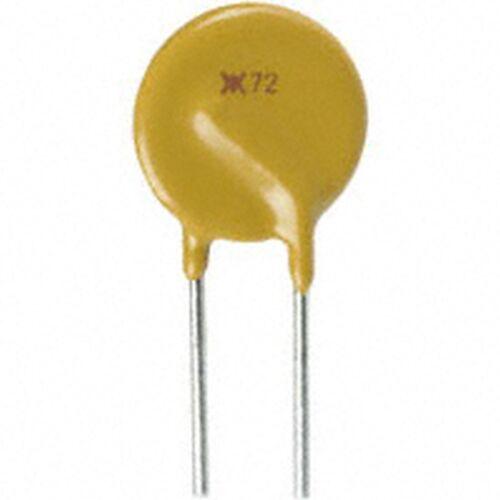 10 pcs selbstrückstellende Sicherung  72V 1,6A  NEU  #BP RXEF160  Polyswitch