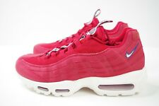 Nike Air Max 95 Premium TT Sneakers New, Valentines Day Red