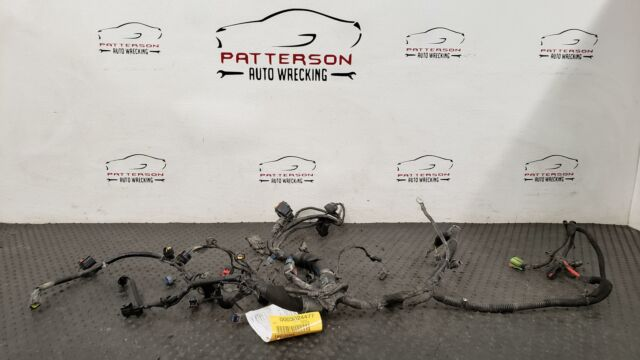 2010 Dodge Journey Engine Motor Electrical Wiring Wire