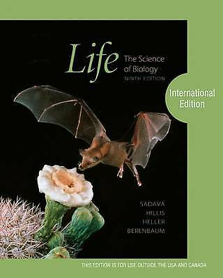 1 of 1 - Life: The Science of Biology, Heller, H.Craig, Hillis, David M., Sadava, David E