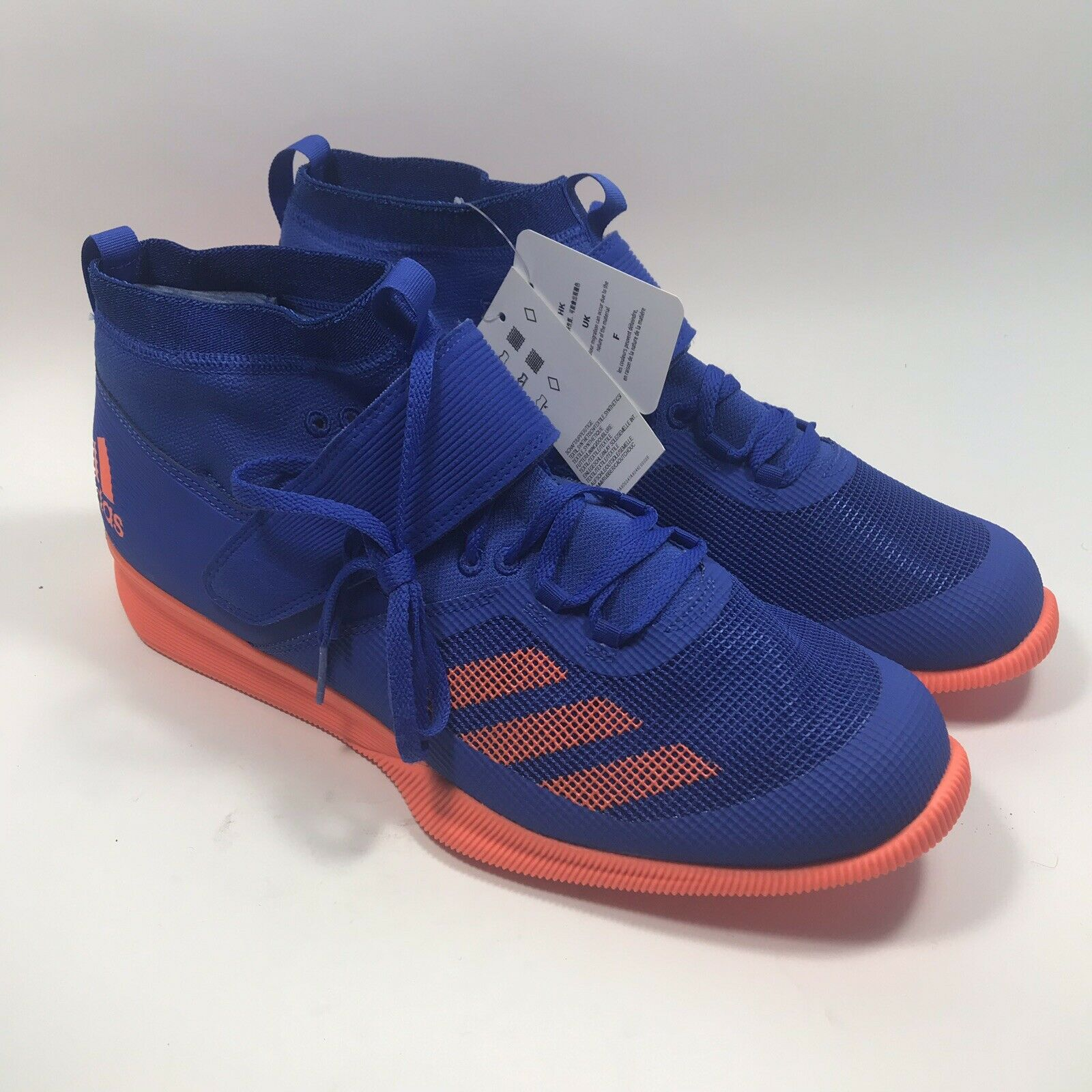 Adidas Crazy Power RK Weightlifting Athletic Sports shoes Mens Size 13 BB6360