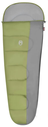 220 Comfort Tall Adult Insulated Sleeping Bag with Hood Coleman Atlantic 220