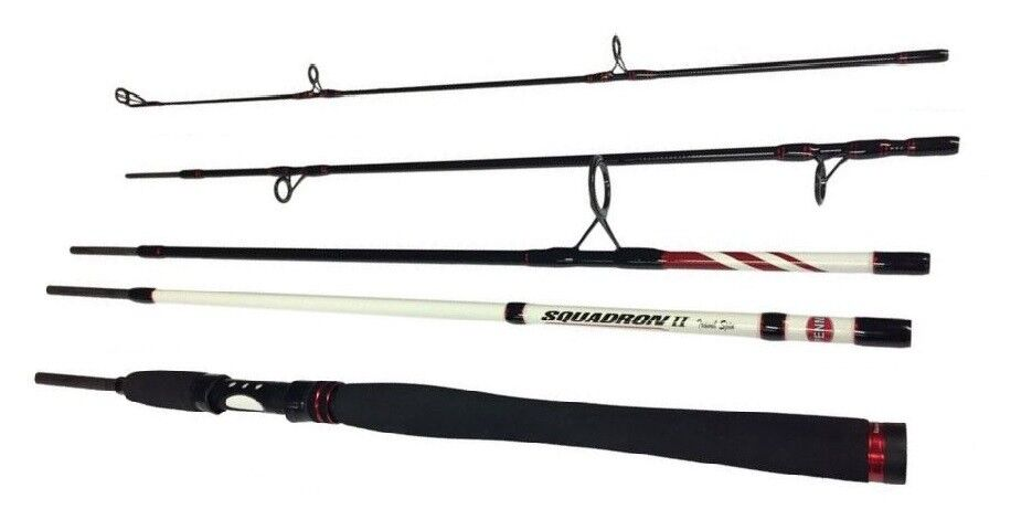 Penn Squadron LL 5 PEZZI VIAGGIO Spinning canne 8ft9ft10ft