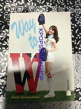 Girls' Generation Hyoyeon 9 Photocard Set KPOP SNSD Various Sources Great Cond.