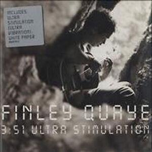 FINLEY QUAYE - 3:51 ULTRA STIMULATION CD SINGLE Sigill. - Italia - FINLEY QUAYE - 3:51 ULTRA STIMULATION CD SINGLE Sigill. - Italia
