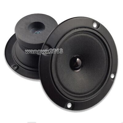 2pcs 8Ohm 8Ω 25W Silk Film Tweeter Treble Speaker Audio Loudspeaker Trumpet Horn