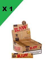 RAW Slim classique boite de 50 carnets de feuilles à rouler longues