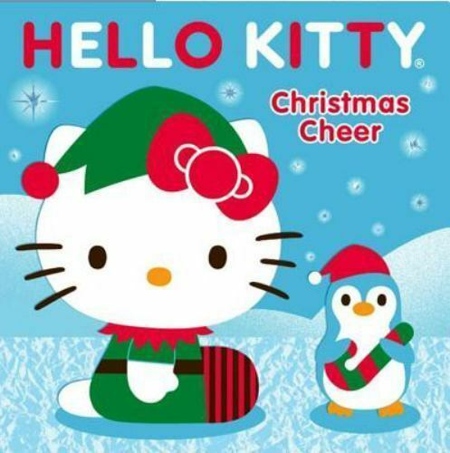 Hello Kitty Christmas.Hello Kitty Hello Kitty Hello Christmas By Madeline Grey 2012 Board Book