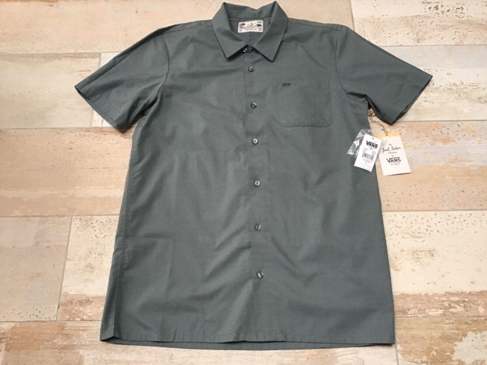 Vans RARA Camicia da Joel Tudor Collection Piccolo (media) ORIGINALE NUOVO CON ETICHETTE