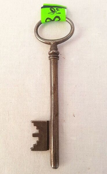 Il Migliore 38. Antica Chiave In Ferro Old Key Ancienne Alte SchlÜssel Funzionalità Eccezionali