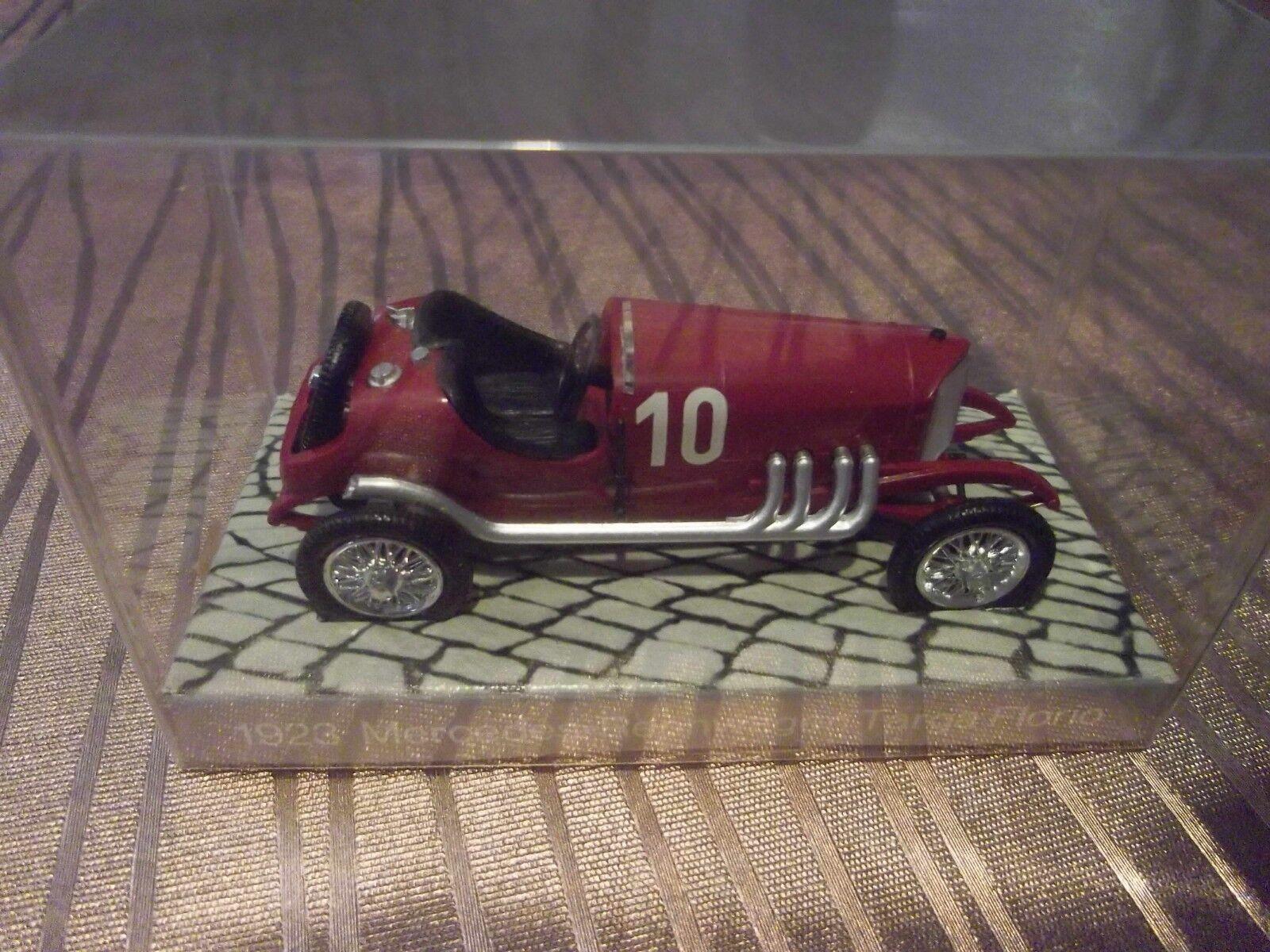 Mercedes Rennwagen Targa Florio 1923 CURSOR MODELL en boite TBE