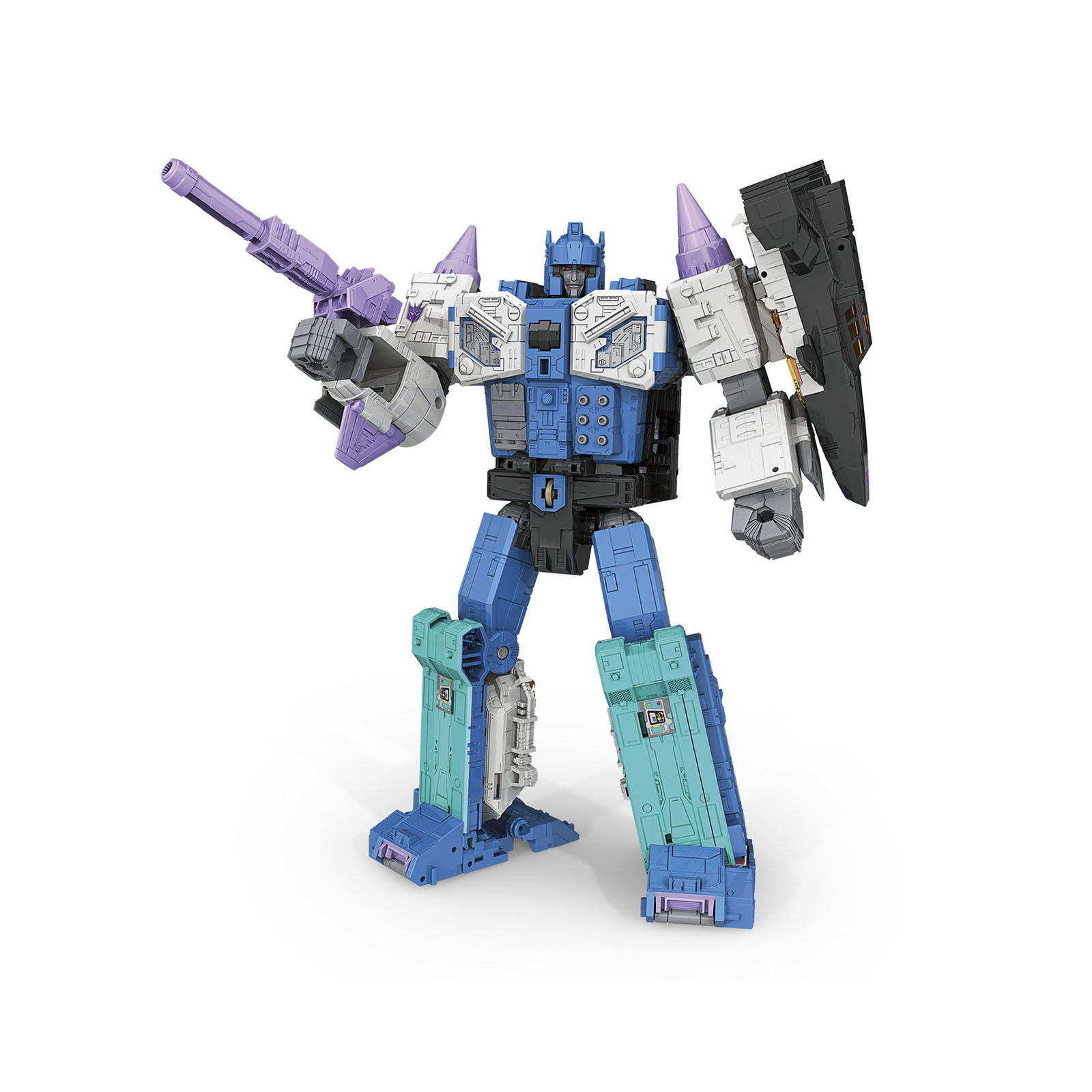 Transformers IDW Titans Return Leader DREADNAUT & DECEPTION OVERLORD Action NEW