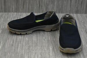 Skechers-Gowalk-3-53980-Scarpa-Casual-Da-Passeggio-Da-Uomo-Taglia-8-5-Blu