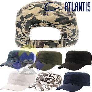 Cappello-CAMO-Camouflage-ARMY-Militare-CAPPELLINO-Berretto-MIMETICO-Uomo-DONNA