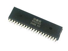 6502AD CPU Chip IC Commodore Floppy 1541/1571/1581 MOS CSG CBM 6502 AD (Z0G241)
