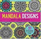 Mandala Designs Artist's Coloring Book by Peter Pauper Press Inc,US (Paperback, 2014)