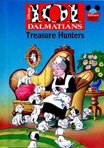 101-Dalmatians-Treasure-Hunters-Disney-039-s-Wonderful-World-of-Reading-Book-The